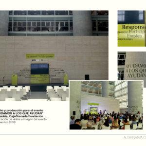 Ayudamos a los que ayudan – Bankia